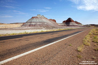 USA - Arizona, Petrified Forest National Park (16/08/2012)